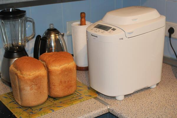 Baking Bread 1