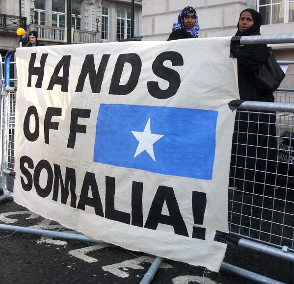 Hands Off Somalia