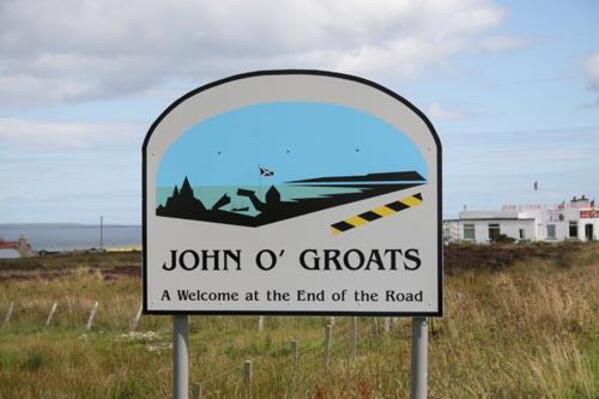 John O Groats