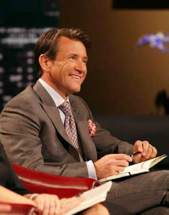 Robert Herjavec season 3 sitting