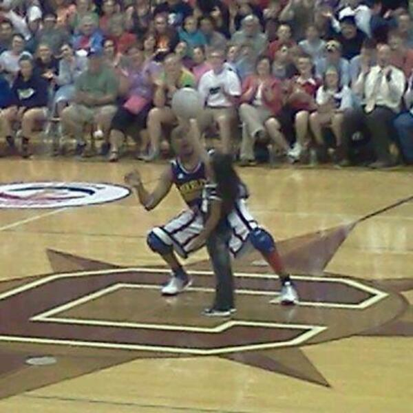 Globetrotters in Columbus