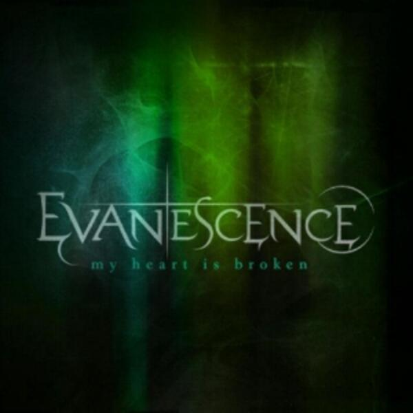 Evanescence My Heart Is Broken cover