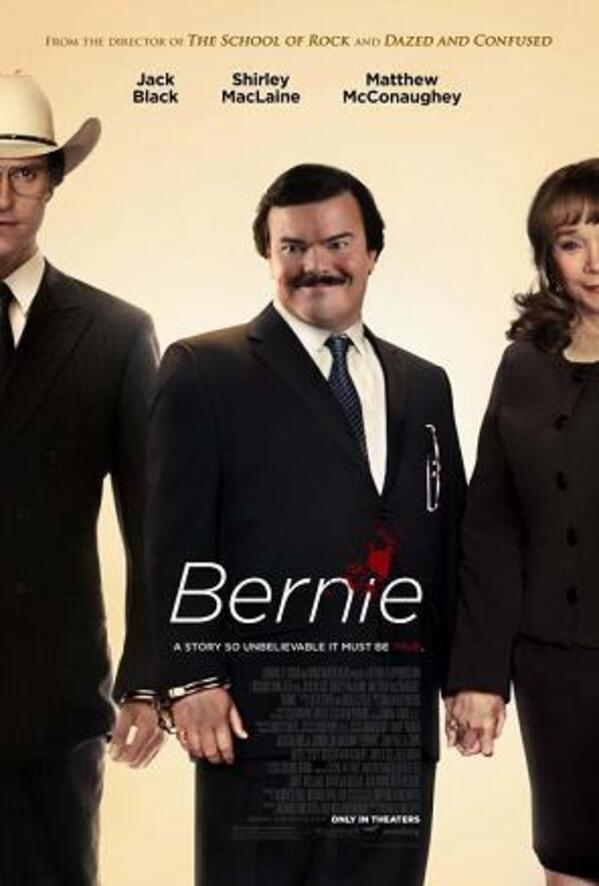 Bernie film poster