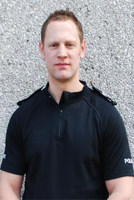 PC Alex Cooney