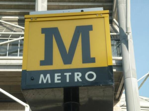 metro newcastle train