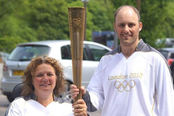 TER Olympic Torch Relay 2