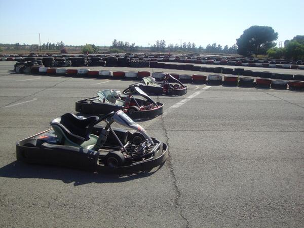 Go-karting