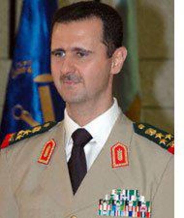 Bashar-al-Assad -The-dictators