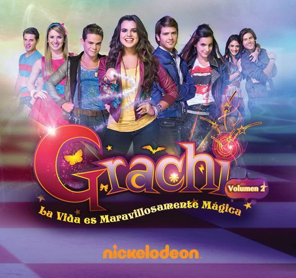 GrachiVol2 Portada