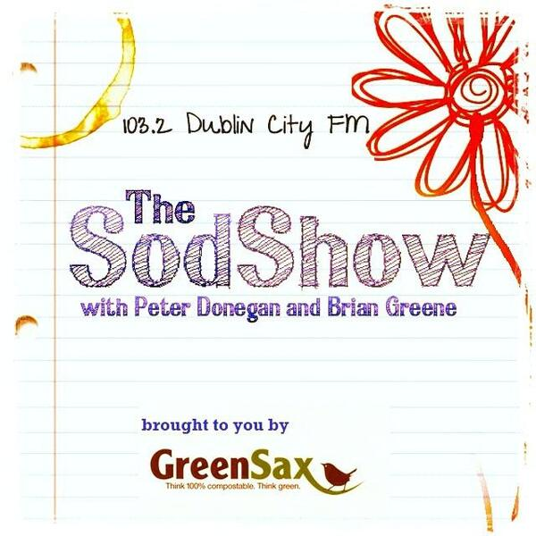 sodshow greensax