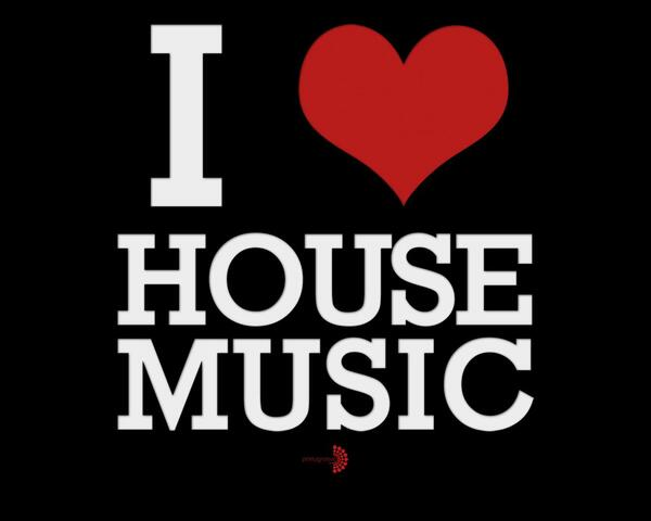 i love housemusic