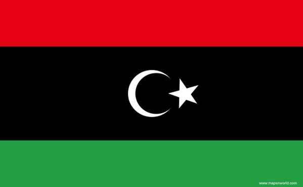 old-libyan-flag