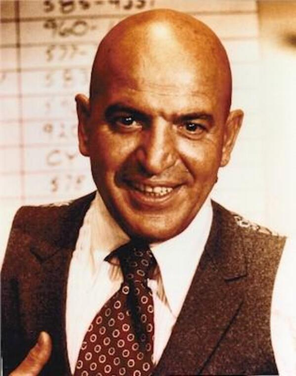 kojak in vest