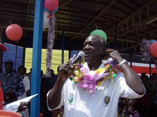Governor Kuol photo