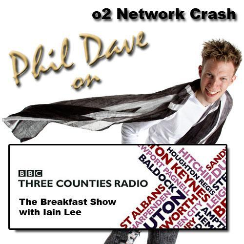 IL BS BBC 3CR - o2 Network Crash