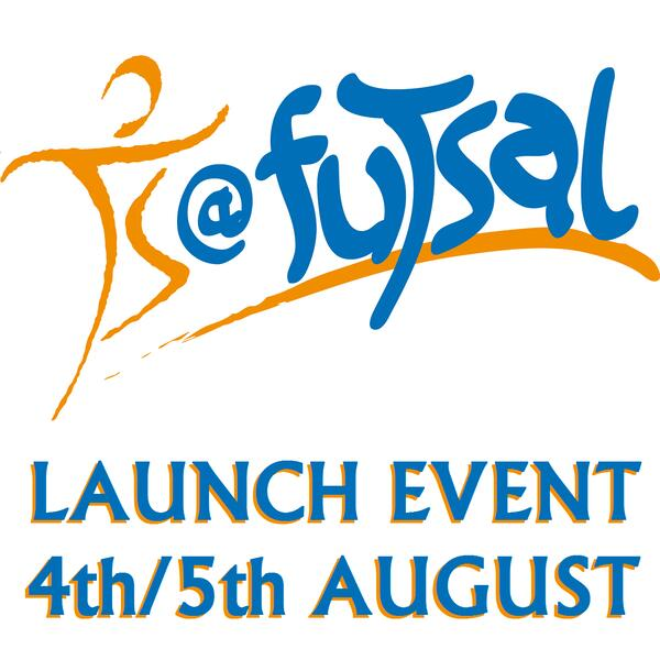 Futsal Logo huge square - launch