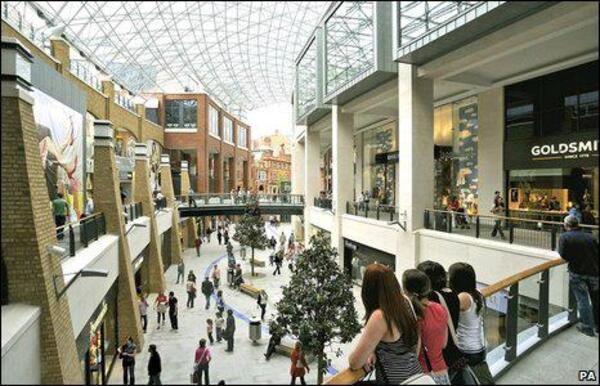 victoria square shopping
