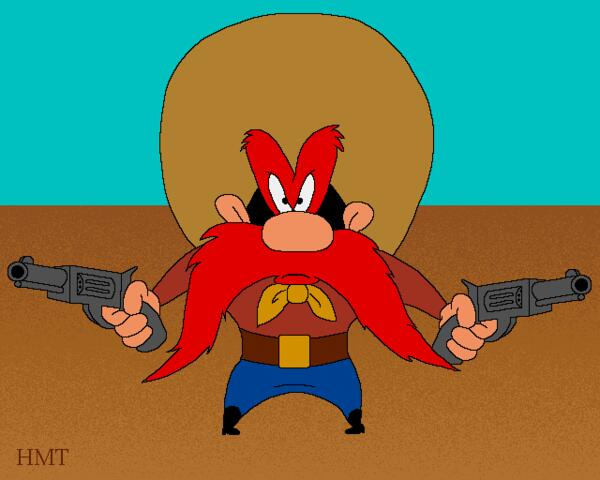 yosemite sam