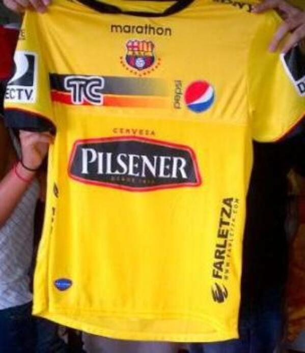 Camisa barcelona