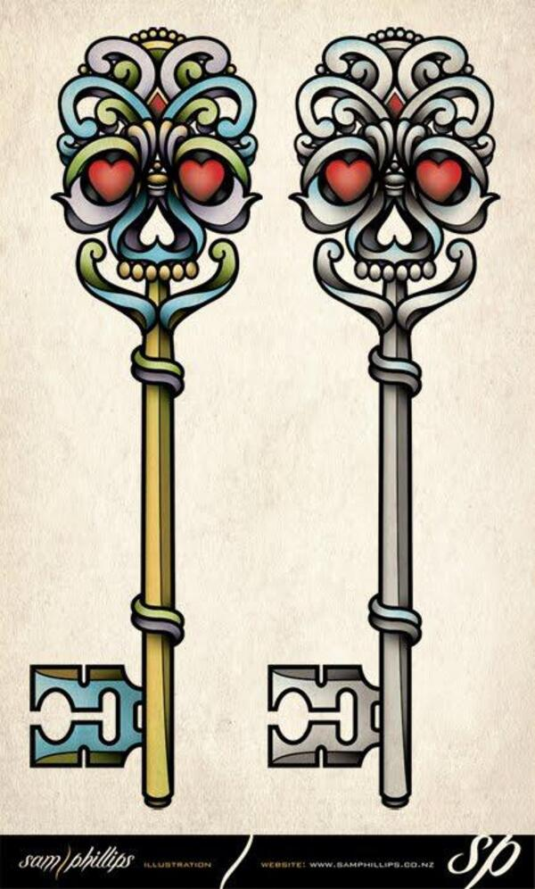 skeleton-key-tattoo-adam