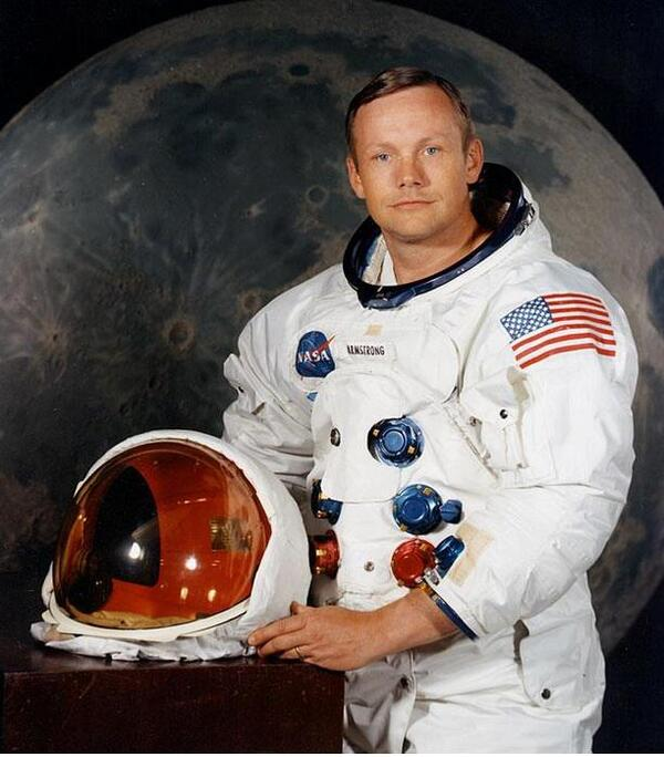 Appollo 11 Neil Armstrong One Small Step