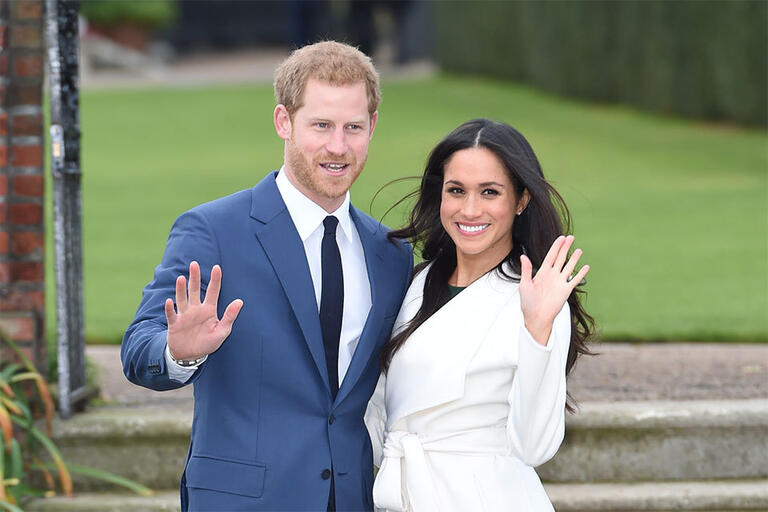 Prince Harry and Meghans royal wedding date and venue