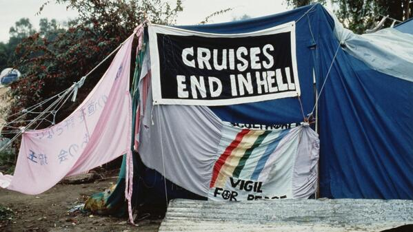 Greenham-common-peace-camp