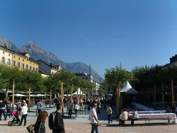 place centrale martigny