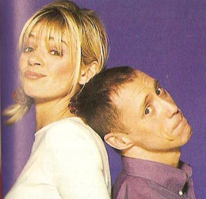 Zoe Ball and Kevin Greening