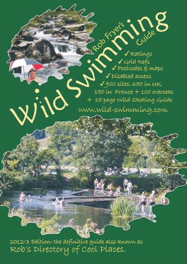 Rob Fryer Wild Swimming Guide