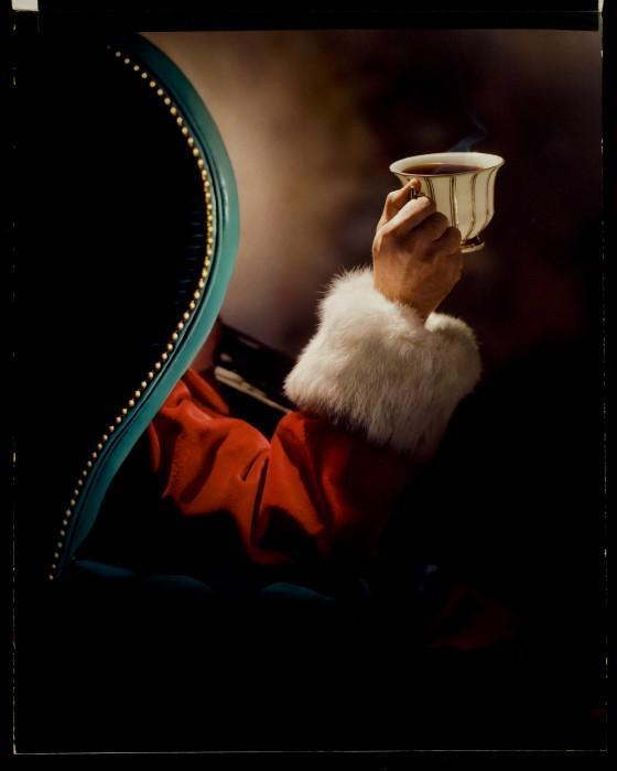 Audioboo - Coffee and Santa Claus Argument