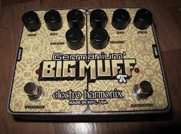 Big Muff Germanium