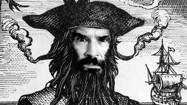Adam Buxton Sailor