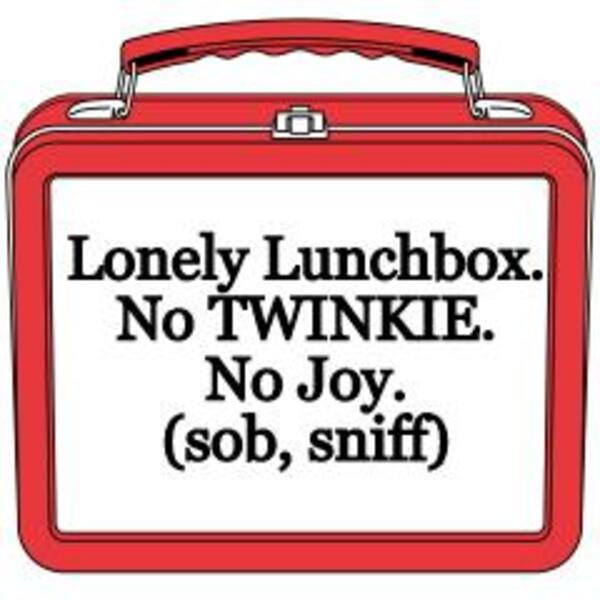 EMPTY LUNCHBOX