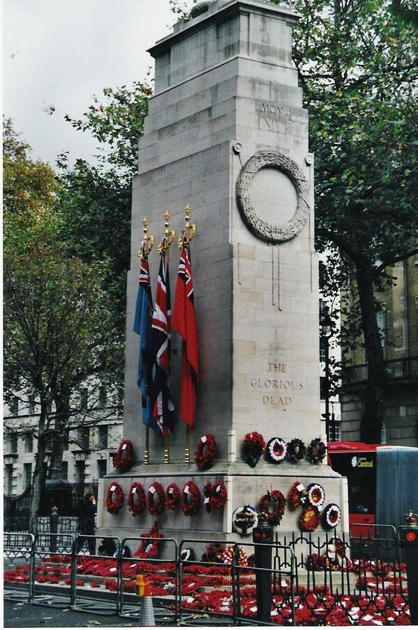 Cenotaph London