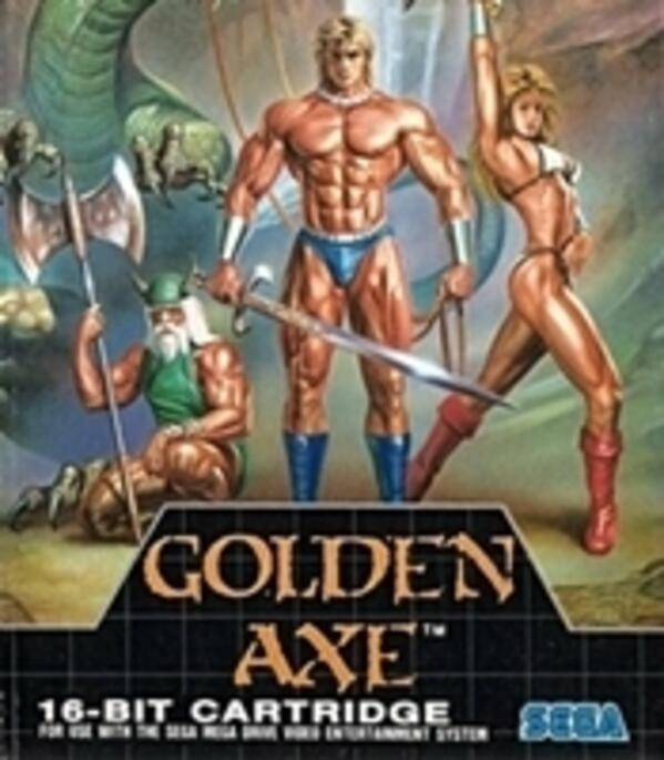 Golden Axe Box Art sm