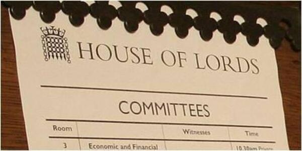 House of Lords Committee