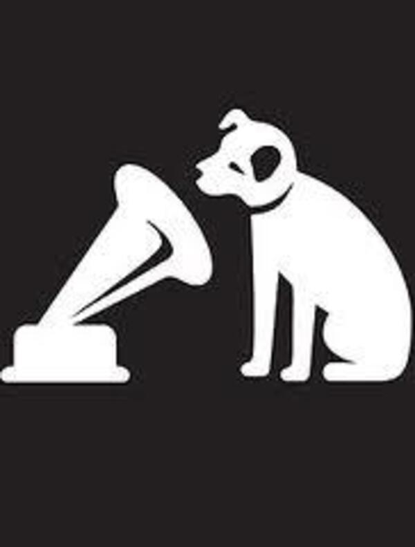 HMV dog