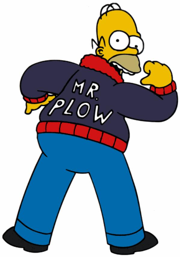 Mr Plow