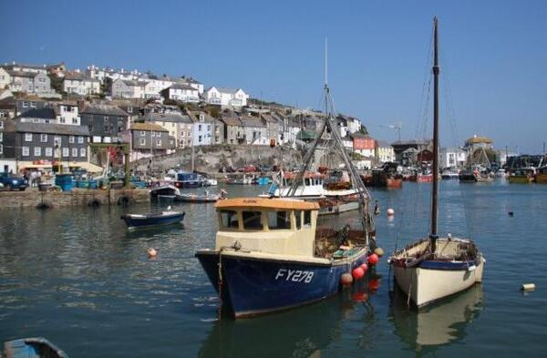 Mevagissey c James Penman Picture the UK
