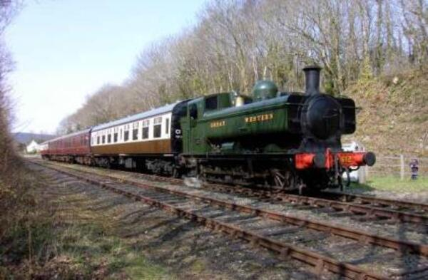 bodmin wenford railway