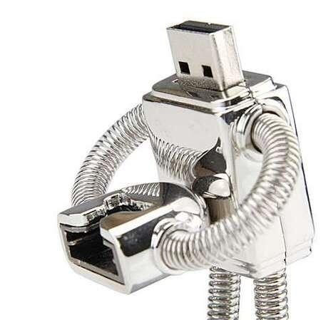 metallic-robot-flash-drive-0