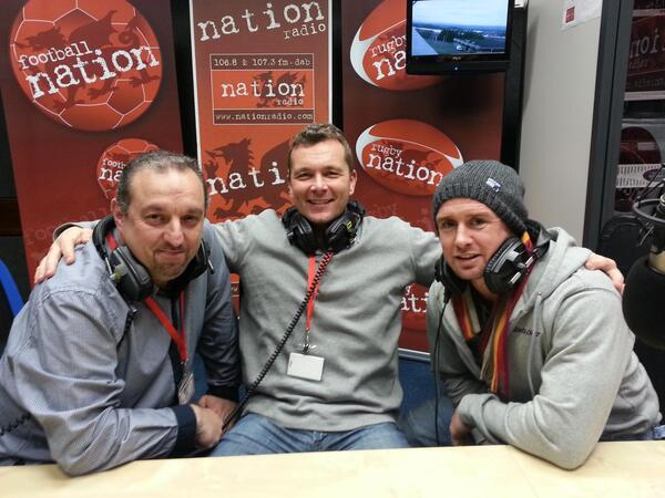 Shane Williams on Rugby Nation