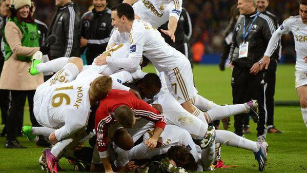 swansea celebrate
