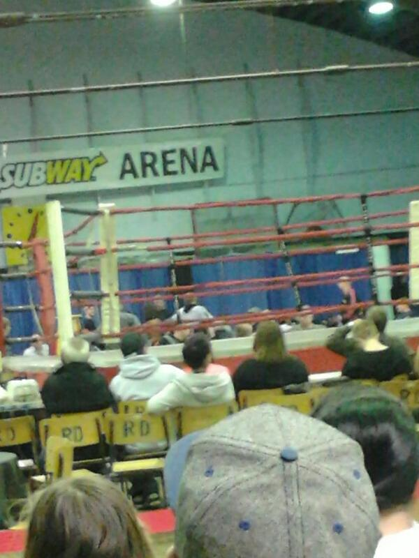 boxing bout