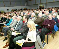 public meeting stansted 2nd runway