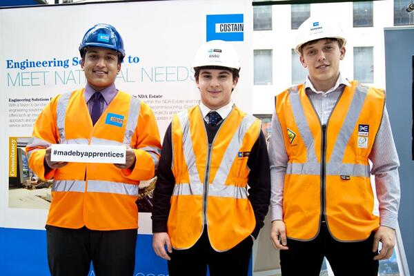 costain apprentices