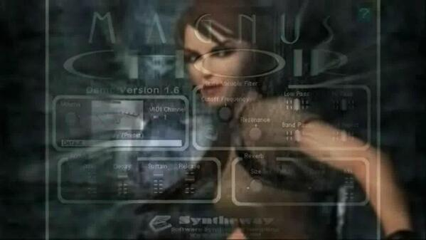 Lara Croft Tomb Raider Main Theme Aeternus Brass Magnus Choir Syntheway Strings DAL Flute Chordophonet Virtual Harp Dulcimer