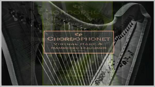 Chordophonet Virtual Harp Hammered Dulcimer VST Plugin Software