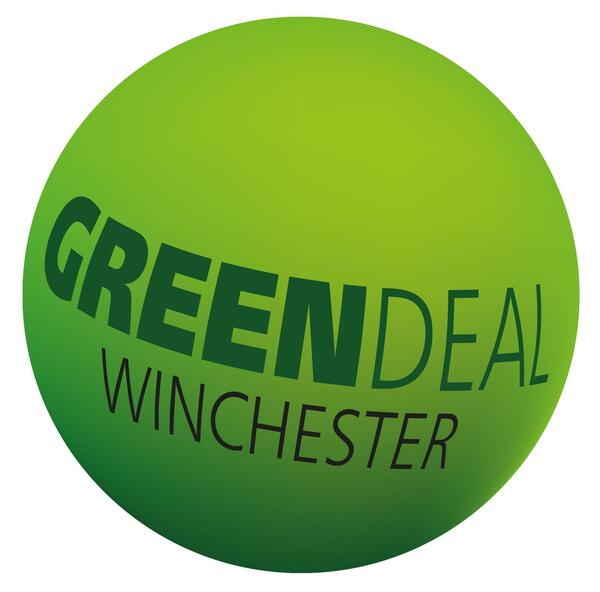 Green Deal Winchester Logo